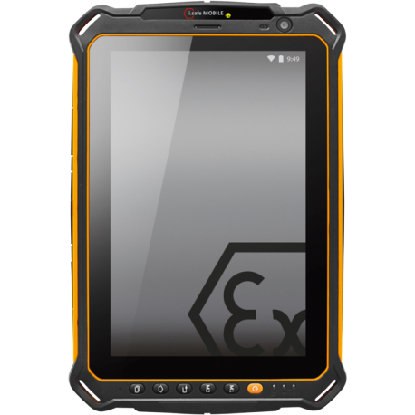 Tablette Atex zone 2/22 IS910.2