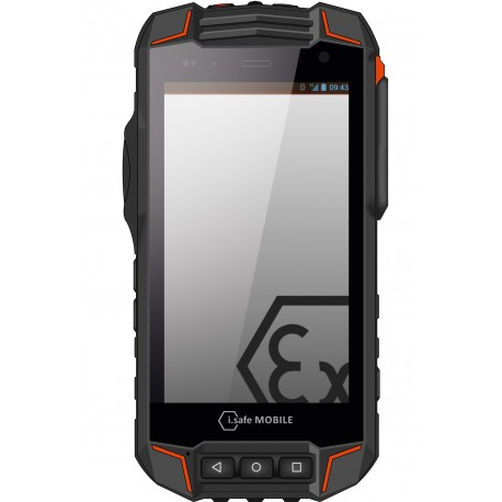 Smartphone pour zone Atex 1/21 IS530.1
