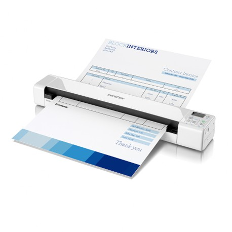 Scanner Mobile Brother DS-820W